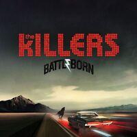 "THE KILLERS ""BATTLE BORN "" CD NEU"