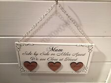 Personalised Plaque Mum Nanny Gran Nan Nanna Grandma Mam Nana Gift Mother's Day