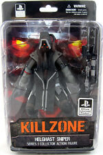 Killzone Helghast SNIPER 6in Action Figure DC Direct Toys
