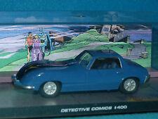 Eaglemoss BATMAN cimeli automobilistici Detective Comics # 400