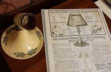 1920s Falcon Lamp-Falcon MFG. St. Louis Missouri Art Deco