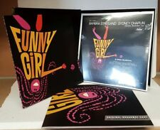 FUNNY GIRL Original Broadway Cast  50th Anniversary Edition LP/CD streisand MINT
