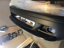 BMW E39 M5 Front Bumper spoiler lip Chin CSL M Spor Power Valance Skirt addon