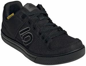 Five Ten Freerider Primeblue Flat Shoes | Black/DGH Solid Grey/Grey Five | 10.5