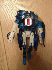 """Hasbro 2001 Transformers """"Robots In Disguise"""" Action Figure Autobots SIDE BURN"""