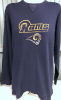 St. Louis Rams NFL Los Angeles Thermal Long Sleeve Shirt XL