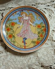 Unicef wall plate Louis Payen Children of the world  Germany Villeroy & Boch EUC