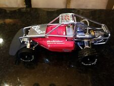 Vintage rc car kyosho Wildcat restored and fully polished