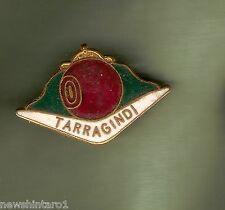 #D12.  TARRAGINDI  BOWLING  CLUB LAPEL  BADGE,  REPLACED CLIP