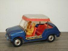 Ghia Fiat 600 Jolly - Corgi Toys 240 England *34218