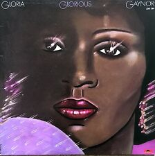 Gloria Gaynor ‎LP Glorious - France (EX/EX)