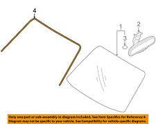 HYUNDAI OEM 05-09 Tucson Windshield-Reveal Molding 861312E000