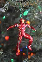Hallmark  Team Iron Man   Captain America Civil War   2016 Ornament