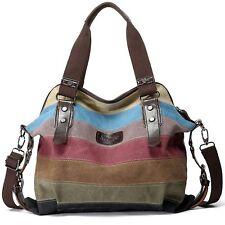e1d5b400a9d Hot Canvas Bag Shoulder Bag Tote Purse Crossbody Messenger Satchel Women  Handbag