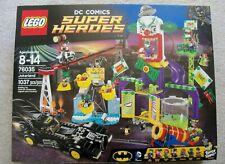 LEGO Super Heroes Batman - Rare - Jokerland 76035 - New & Sealed