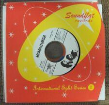 "MAMA GUITAR/COOL JERKS split 7"" NEW garage-rock beat German import Soundflat"