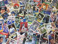 lot 500 different SEATTLE MARINERS BASEBALL CARDS~Ken Griffey,Ichiro Suzuki,more