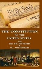 The Constitution Of The United States Of America And Bill Of Rights Pocket NEW