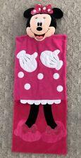 Disney Pink Minnie Mouse Toddler Nap Mat Daycare Preschool