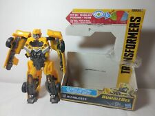 Transformers Toys Bumblebee Movie Mission Vision Bumblebee Action Figure --New