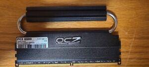 8GB 4x2GB OCZ Reaper Series DDR2 Memory Modules PC2-8500 1066MHz DIMM OCZ2RPR106