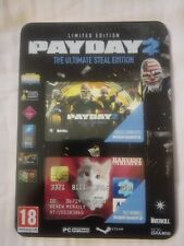 PAYDAY 2 The Ultimate Steal Edition Limited Edition PC  ITA