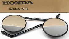 New Genuine Honda Mirror Set MB5 XL80 XL80S CT110 TLR200 XL100 S  OEM  #E18