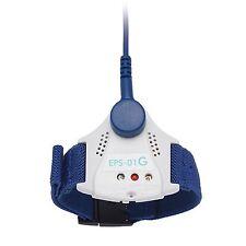 NAVE EPS-01G ANTI STATICO POLSO banda con segnale acustico/LED Sensore di terra Giappone