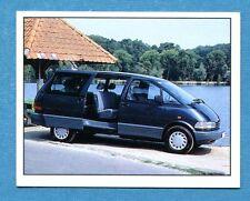 AUTO 100-400 Km - Panini -Figurina-Sticker n. 92 - TOYOTA PREVIA 135cv -New