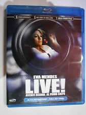 LIVE! FILM IN BLU-RAY USATO IN OTTIME CONDIZIONI DISCO PERFETTO PREZZO AFFARE!!!