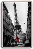 Kühlschrank-Magnet - Eiffelturm - große Jumbo ( KUNST FOTO ) Frankreich Paris