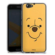HTC One A9 s Silikon Hülle Case HandyHülle - Cuddle Face