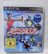 PS 3 - Sports Champions - USK 6 -  Complete! Sony  (O256)