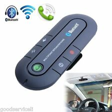 Bluetooth Wireless Hands-free Calling Car Kit Speaker Phone Receiver Car MP3