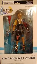 Final Fantasy X Play Arts Tidus Figure
