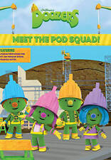 Doozers: Meet the Pod Squad (DVD, 2015) Free Shipping!