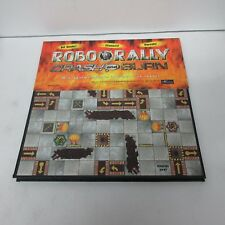 RoboRally: Crash and Burn Expansion 1997 WotC NEW