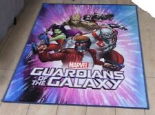 NEW MARVEL GUARDIANS OF THE GALAXY KIDS PLAY MAT/RUG 100X150CM
