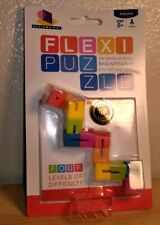 Brainwright Flexi Cube Bendy Stretchy 3D Brain Puzzle NEW Sealed