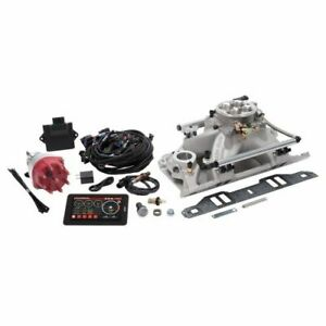 Edelbrock 35930 Pro-Flo 4 Traditional 4150-Style EFI System For Ford Small Block
