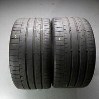 2x Continental SportContact 6  285/30 R20 99Y DOT 4417 5 mm Sommerreifen
