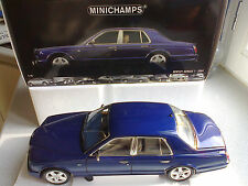 Bentley Arnage T 2004 Minichamps 1:18 with flaws