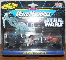 Ideal Micro Machines Star Wars The Empire strikes Back NEU OVP NEW 96-607  1994