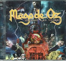 Mago de Oz  Madrid Las Ventas    BRAND  NEW SEALED  2 CDS SET