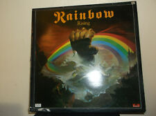 Rainbow Rising Vinyl LP Album 1976, Very good.