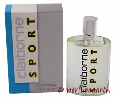 Claiborne Sport By Liz Claiborne For Men Cologne Spray 3.4/3.3 oz New In Box