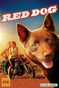Red Dog  Region 4 DVD