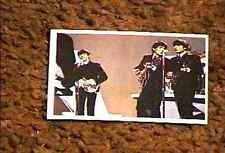 BEATLES DIARY TRADING CARD #27a TOPPS 1964 VF/NM