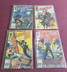 THE RAWHIDE KID 1 TO 4 LIMITED SERIES  -1985 VF/ NM COMIC BOOK