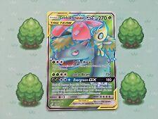 Pokemon - Celebi & Venusaur GX - 159/181 - SM Team Up - Full Art